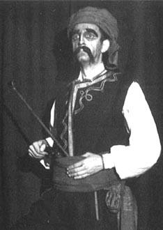 Franjo Godec (Marko) – Jakov Gotovac, Ero s onoga svijeta, Narodno kazalište na Rijeci, 1949.