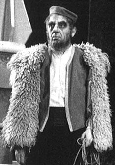 "Franjo Godec (Stanac) – Jakov Gotovac, Stanac, Narodno kazalište ""Ivana Zajca"", 1962."